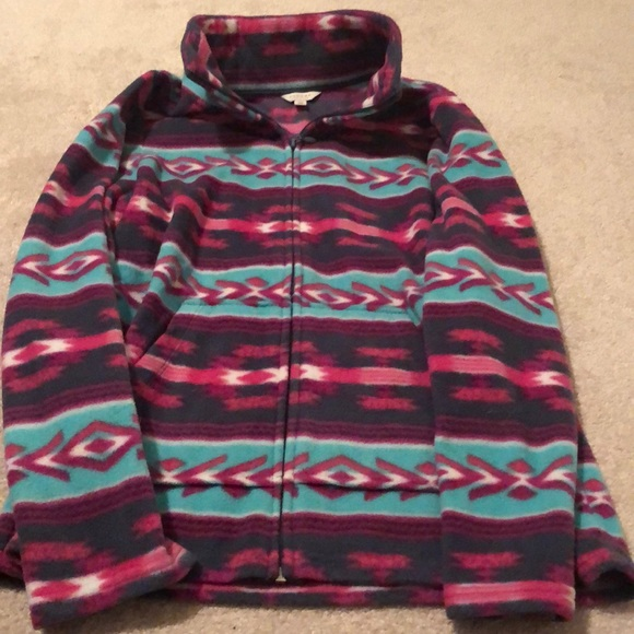 Sonoma Jackets & Blazers - Women/girl fleece jacket